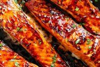 Classic Firecracker Salmon