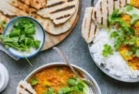 Dhal of Coral Lentils and Potatoes Recipe