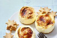 Mini-Cheesecakes with Crème Brûlée