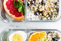 Superfood Overnight Oatmeal {Healthy Meal Prep 2 Ways} – Easy Recipes